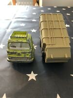 **PLAYED WITH CONDITION** **SELLING AS PARTS** Dinky Toys Bedford Bin Lorry