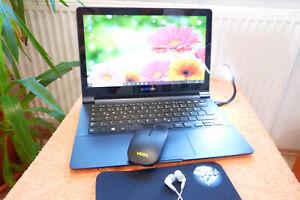 Samsung ATIV Book 9 Ultra l 13 Zoll HD l AKKU u SSD NEU l QUAD CORE l Windows 10