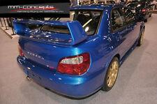 Heckspoiler Spoiler Dachspoiler für Subaru Impreza Heckflügel RS Rear Roof STI