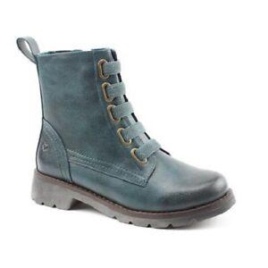 Heavenly Feet Ingrid Ocean Ankle Boots Women's