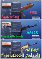 Fortnite Save The World PL 106 Siegebreaker, Drumroll, Dragon Roar PS4, XBOX &PC