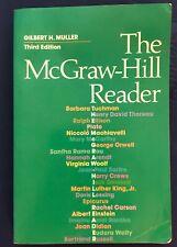 The McGraw Hill Reader - Gilbert H. Muller - Third Edition