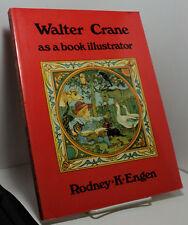Walter Crane as a Book Illustrator by Rodney K Engen