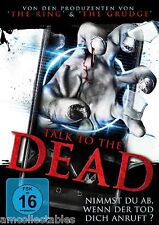 DVD - TALK TO THE DEAD - NEW / ORIGINAL PACKAGE