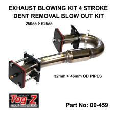 New Tag-Z Exhaust Dent Blow Out Kit 4 Stroke CRF KTM SXF YZF RMZ FC 250 350 450