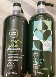 Paul Mitchell Tea Tree Special Shampoo OR Lemon Sage -- Mix and Match!
