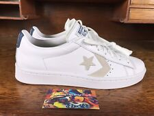 Converse Pro Leather 76 Men Low Top Casual White/Grey Comfort 155320C NEW Sz 9.5