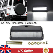 32LED Rear Number Plate Lamp Fit for Land Rover Defender 90 100 XFC100550 Light