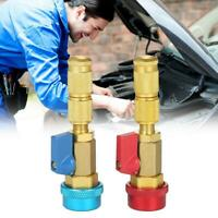 A/C Air Conditioning Valve Core Remover Installer High Low Coupler Tool