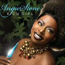 Angie Stone - Rich Girl (NEW CD)