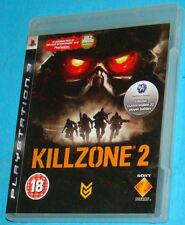Killzone 2 - Sony Playstation 3 PS3 - PAL