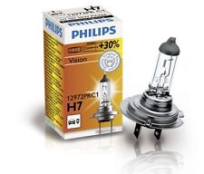 P 2 x PHILIPS H7 12V 55W Halogen Lamp Light 12972PRC1 PX26d