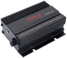 Pyle PLMPA35 2Ch 300W Mini Amplifier with 3.5mm Input