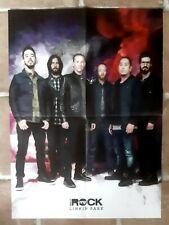 poster affiche revue magazine français Rock LINKIN PARK 53x39cm