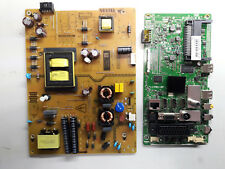 Lote Mainboard 17MB110P + Power supply 17IPS72 Tv THOSIBA 55L3763DG ref2420