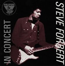 CD - STEVE FORBERT: In Concert - 19 TRACKS / KING BISCUIT FLOWER HOUR 1982 - USA