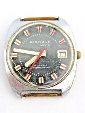 "alte "" KIENZLE LIFE "" watch Armbanduhr Uhr hand winding Handaufzug Herren Ca INT"