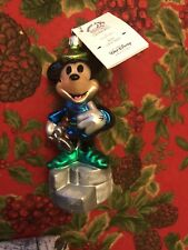 Disney Radko Brave Little Taylor Limited #1534 of 1928 Christmas Ornament