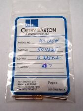Lot of (7) Ostby Barton HC125H Pogo Test Probe 504225