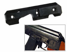 Side Rail Scope Mount - Steel Dovetail Fits Stamped or Milled Receiver