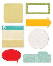Studio Calico MEMOIR SCRAP PADS scrapbooking (105) SHEETS (7) DESIGNS