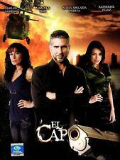 EL CAPO (5 DISC BOX SET) PRIMERA PARTE 1 NEW DVD