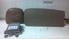 99 00 01 Ford Explorer Air Bag Set Tan Wheel Dash Module OEM XL2A-14B321