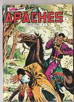APACHES n°86 - Mon Journal 1981 - Superbe