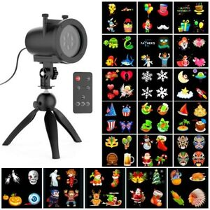 Halloween Christmas Projector lights holiday light Party Outdoor Waterproof