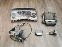 2008 JEEP COMPASS 2.4 PETROL AUTO 4X4 ECU KIT P05187816AF