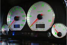 Volkswagen Golf 3 Design 6 glow gauge plasma dials tachoscheibe glow shift indic
