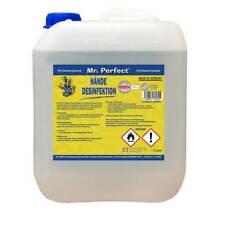 Mr. Perfect® Hände Desinfektionsmittel, 5L - alkoholische Hand Desinfektion