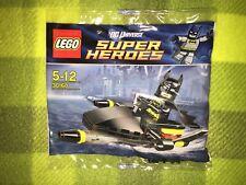 LEGO BATMAN JETSKI 30160 POLYBAG PROMO SEALED - NEW
