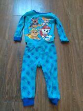 Toddler Boy 2T Nickelodeon Paw Patrol Pajamas Long Sleeve Warm 2 pc set