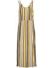 TAIFUN Damen Maxikleid mit Streifenmuster Sommerkleider, Kleider, Kleid lang