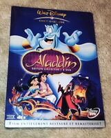 Aladdin Disney N 37 - DVD Zone 2 FR - NEUF