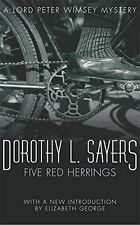 Five Red Herrings (A Lord Peter Wimsey Mystery),New Condition