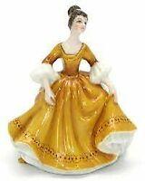 Royal Doulton Stephanie Miniature Pretty Ladies Figurine