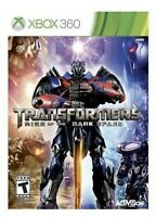 Transformers: Rise of the Dark Spark Xbox 360 Game For T-kids