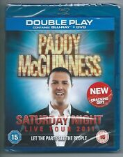 Paddy McGuinness - Saturday Night Live Tour 2011 (Blu-ray DVD 2011)