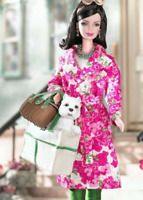 Barbie doll kate spade kate spade collaboration NEW by DHL