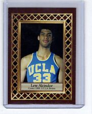 Lew Alcindor '68 UCLA Bruins, Fan Club serial numbered #/300