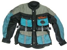 HEIN GERICKE TUAREG All Seasons Mens Motorcycle Jacket Liner Armored Plates XL L