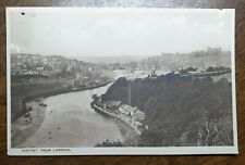 Whitby From Larpool.  Vintage Postcard