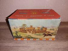 Hausser Elastolin Fort Gibson mattoncini in scatola originale