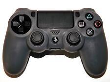 PS 4 CONTROLLER SILIKON SCHUTZHÜLLE SILICON CASE BUMPER für PlayStation 4 GRAU
