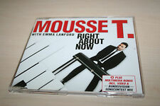 MOUSSE T. with Emma Lanford-right About Now-MCD 6 tracce incl. video RAR