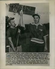 1951 Press Photo Golfer Henry Picard in US Amateur Golf Championship - sbs05606