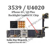 1 x 3539/U4020-Apple iPhone 6 S/6 S + plus Rétroéclairage Contrôle IC (16-Pin)