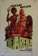 The Arena original release US Onesheet movie poster
